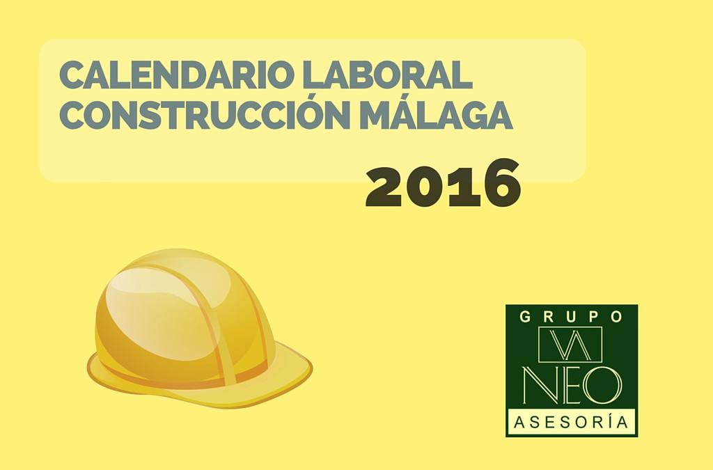 Calendario Laboral 2015 Construccion Convenios Colectivos | Caroldoey