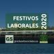 Festivos Laborales 2020
