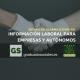 Información laboral para empresas y autónomos COVID-19