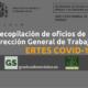 Recopilación oficios Dirección General de Trabajo sobre ERTES COVID-19