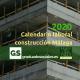 Calendario laboral construcción Málaga 2020